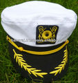 bordado chapéu boné de marinheiro