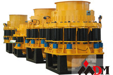 Shanghai DongMeng spring gyradisc cone crusher certified CE ISO9001