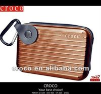 CROCO HARD SERIES ALUMINUM HARD CAMERA BAG