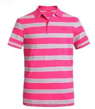 Popular woman polo t-shirt ,100% cotton polo t-shirt with logo