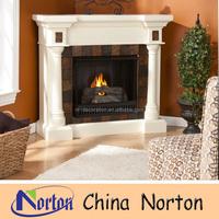Micro Marble Fireplace NTMF-F434R