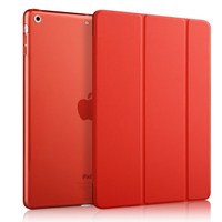 Hot sell for Apple ipad mini PU leather stand case for ipad air auto wake up sleep