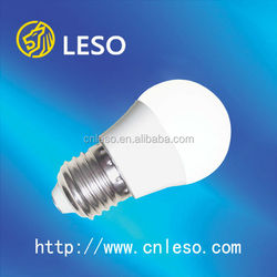 constant current and voltage inner aliminum 3W led bulb