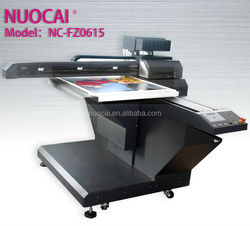 Factory Price Large Format Digital Flatbed UV Printer for Glass with LED Light