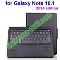 Detachable Bluetooth Keyboard Case for Samsung Galaxy Note 10.1 2014 Edition