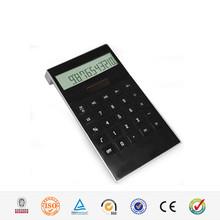 Hairong high quality 10 digit two power solar power 25 keys desktop calculator