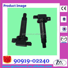 Genuine Japanese Parts Denso Ignition Coil for TOYOTA Yaris 90919-02240