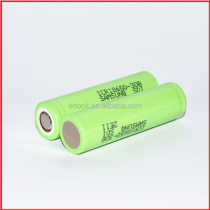 Good Price for 18650 Samsung 30B Battery.