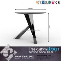 Popular modern fairy round stone coffee tables, round stone coffee tables