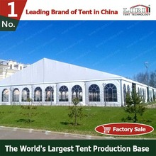 12mx25m Wedding Tent for Reception with Lining and Curtain