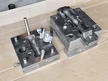 Aluminum die cast mould