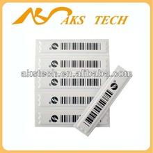Reliable am 58KHz sensormatic anti-theft label sticker