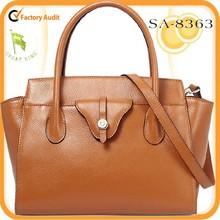 HOT !2015 brand design fashion retro cross body bag women genuine leather tote bag