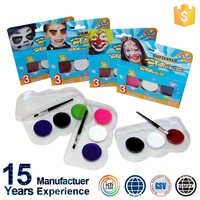 Alibaba Gold Suppliers American Standard Clown Face Painting Designs
