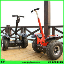China Electric Chariot Scooter with CE certificate