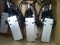 ダンプトラック油圧システム空気抜き弁