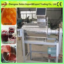 High quality automatic fruit pulp extracting machine for orange,apple,kiwi fruit,tomato
