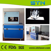 Professional low price laser cutter machine for engrave glass