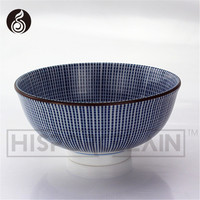 bowl Chinese style factory direct whosale hand-printing high-grade antique ceramic small ceramic cereal bowl