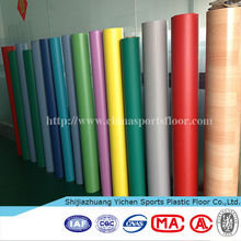 Availble colors indoor sports badminton/basketball/volleyball carpet floor