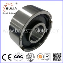 Roller Type One Way Bearing ASNU35 Overrunning Clutch use for corrugated packaging machinery