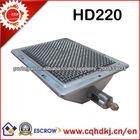Infravermelho queimador de cerâmica máquina shawarma gás (HD220)