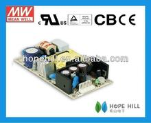 Meanwell 4.7A 7.5V 35W PS-35-7.5 output open frame switching power supply unit