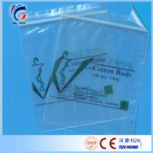 Plastic high quality 4 mil zipper locking bag assortment pack with high quality