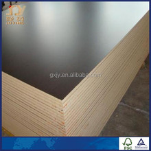 wholesale melamine glue black film faced plywood price