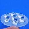 7 watts Led lens for 360 degree led light
