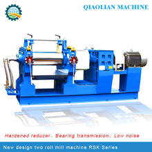 latest technology two roller mill/ mixing mill/ mixer for Chloroprene Rubber