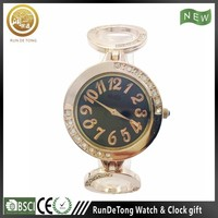 luxury alloy material lady sl68 watch movement factory
