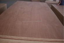 Pencil cedar furniture plywood board E1 glue, factory supplying