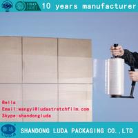 A High Quality Manual Cast Polyethylene pe stretch film Shandong MAKER
