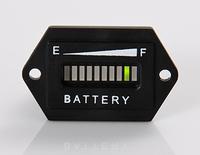 RL-BI001 Battery Testers Meter Volt Amper Meter Charge/Discharge Indicator