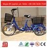 250W/500W li-ion battery electric rickshaw JST02