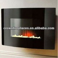 Wall mounted electric fireplace(CE,GS,CSA approved)