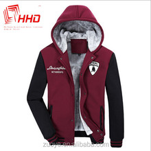 New Design Hot Style Fashion Design Outer Wear Mens Fleece