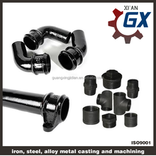 "prices of cast iron pipes/price cast iron pipe 2-6"" inch"