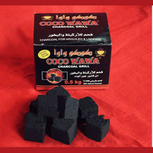 Strong Fire Natural Hookah Coconut shell Charcoal