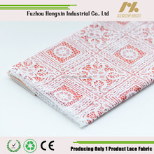 hot nylon french lace fabric high quality for dress