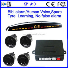 Spare Tyre Learning No Ground Detect Car Parking Sensor For Honda