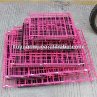 design modern galvanized aluminium singing bird cage for sale (manufacture)