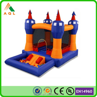 outdoor high quality air bouncer inflatable trampoline rental