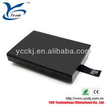 For xbox 360 xbox360 slim hard drive hdd case shell 250gb
