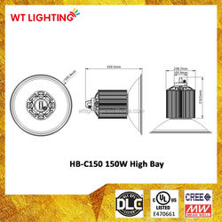150W Acylic Cover High Bay