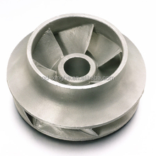 stainless steel casting impeller