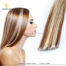New Arrival Waterproof Double Drawn Wholesale Super Tape adhesive tape for tape hair/ skin weft