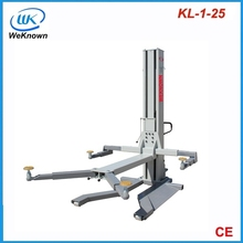 2015 Best price Single post hydraulic lift for car KL-1-25
