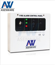 Best fire smoking monitor withLED indicator 1 zone fire alarm panel